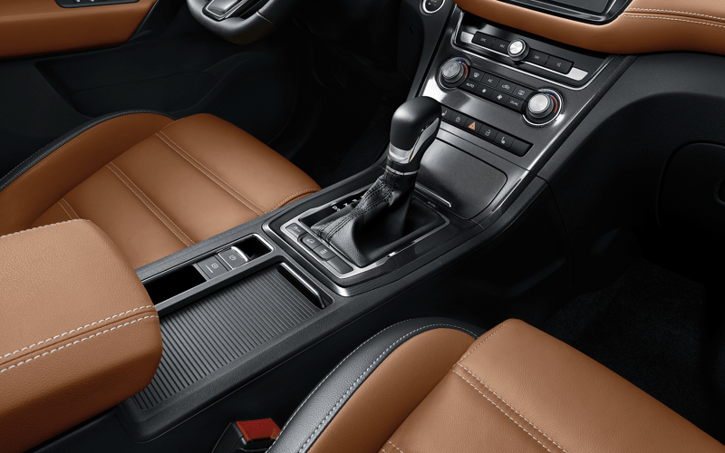 MG GS - Galeria - interior