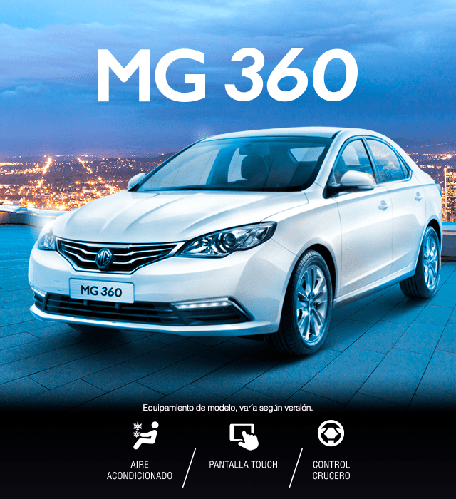 MG 360 - Paraguay